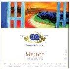 Barton & Guestier Merlot Vin De Pays D'Oc 2009 750Ml