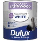 Dulux Quick Dry Satinwood Gentle Fawn 750ml