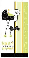 Creative Converting - Stroller Fun Invitations with Ribbons