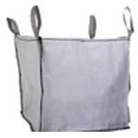 Mutual 14981 Polypropylene Bulk Bag, 3000 lbs Capacity, 3\' Length x 3\' Width x 3\' Height