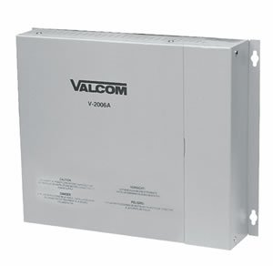 Page Control - 6 Zone 1Way-Vc-V-2006A