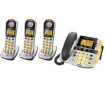 Uniden D2998-3 1.9GHz Corded Cordless Phone Combo 3 Extra Handsets Reviews