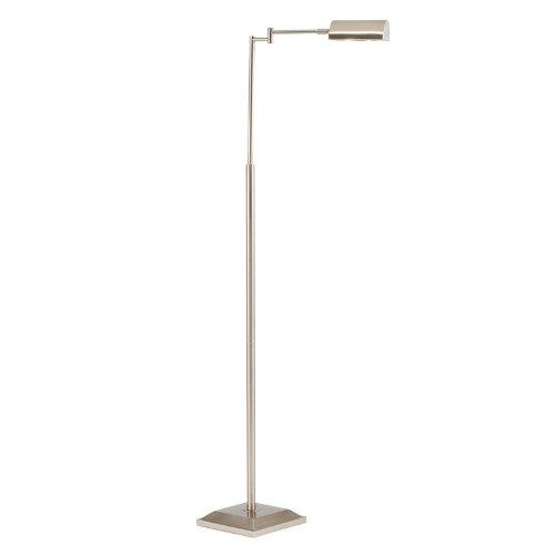 Kichler Lighting 74248Ni Energy Efficient Led Pharmacy Floor Lamp, Brushed Nickel Finish