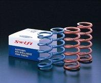 Swift(スイフト) 直巻スプリングID(内径) 65mm 自由長 203.0mm(8inch) ばね定数 18Kgf/mm 2本