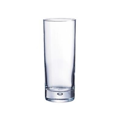 Durobor 0347/34 Lot de 6 Verrines Disco Verre Transparent 6,8 x 14 cm