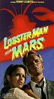 Lobster Man from Mars [VHS] [Import]