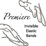 Premier Invisible Elastic Bands - The Professional Magician's Choice