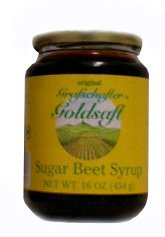 Sugar Beet Syrup - 16oz by Grafschafter.