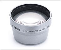 Canon Tl-H37 37Mm 1.5X Telephoto Converter Lens For Hr10, Hf10, Hv10, Hf100 Camcorders