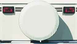 Adco 1760 White Size O Tire Cover