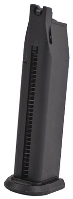 Walther P99 Blowback Airsoft Green Gas Magazine, 24-Shot