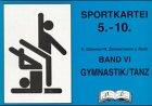 Sportkartei 5.-10. Jahrgangsstufe, Bd.6, Gymnastik / Tanz title=