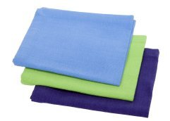 Laptop Lunches Bento ware 100 Organic Cotton Napkins Set of 3 Berry N810w berry