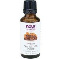 Now Foods: Cinnamon Bark Oil, 1 oz (2 pack)