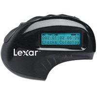Lexar MPC-231 JumpGear MP3 Digital Music Player for JumpDrive Sport (No Memory Included)