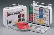 First Aid Only 16 Unit Pool And Lifeguard First Aid Kit, 97-Piece Kit from First Aid Only