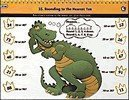 Math Safari Lesson Book: Fraction Fun (Set 7 Ages 9 & up)