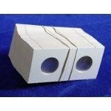 100 2x2 Cardboard Coin Holders QUARTERS