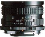 PENTAX SMCP 67 45mm F4 W/C