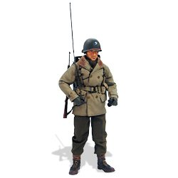 Buy Low Price Blue Box Elite Force: US Army Radio Man – Sergeant 'Sparky' Parsons 12″ Action Figure (B0006FUEI2)