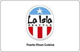 La Isla Gift Card ($100) (Recipes From La Isla compare prices)