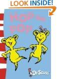 Hop On Pop: Blue Back Book (Dr Seuss - Blue Back Book) (Dr. Seuss Blue Back Books)