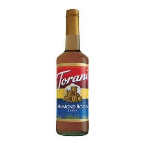 Torani Almond Roca Syrup, 750 Ml