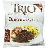 Trio Gravy, Brown - 13 3/8 Oz.