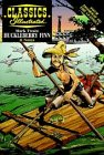 img - for Huckleberry Finn (Classics Illustrated) book / textbook / text book