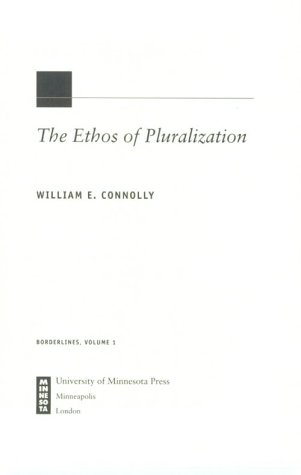 Ethos Of Pluralization (Barrows Lectures) PDF