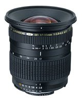 Tamron AF 17-35mm f/2.8-4.0 Di LD SP Aspherical (IF) Ultra Wide Angle Zoom Lens for Nikon Digital SLR Cameras