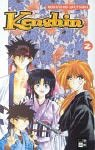 echange, troc Nobuhiro Watsuki - Kenshin 02.