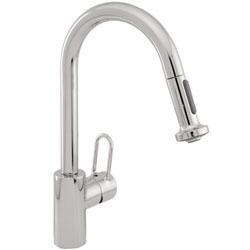 hansgrohe metro pull out spray kitchen faucet 06697