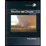 img - for Exercises for Weather and Climate, Fifth Edition book / textbook / text book