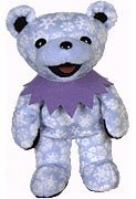 GRATEFUL DEAD BEAR SNOWFLAKE - 1