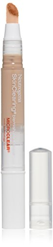 Neutrogena SkinClearing Blemish Concealer, Light 10, 0.05 Ounce