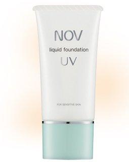 ノブ リキッドファンデーション UV ベージュオークル10