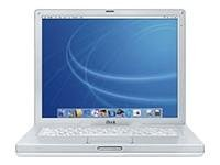 Apple iBook - PPC G3 800 MHz - RAM 128 MB - HDD 30 GB - CD - Mobility Radeon 7500 - MacOS X / MacOS 9 - 12.1