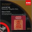 Janacek: Sinfonietta Glagolitic Mass - Felicity Palmer, Malcolm King, Sir Simon Rattle,... by Leos Janácek, Simon Rattle, Felicity Palmer, Malcolm King and John Mitchinson