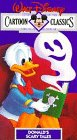 Walt Disney Cartoon Classics: Donalds Scary Tales - Volume 13 [VHS]