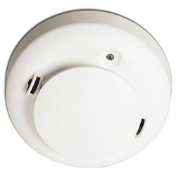GE Supervised Wireless Smoke Detector