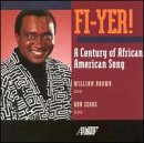 Fi-Yer! A Century Of African American Song back-206414