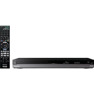 Sony Digital High Vision tuner HDD 500GB Blu ray disk/ DVD recorder BDZ-AT350S