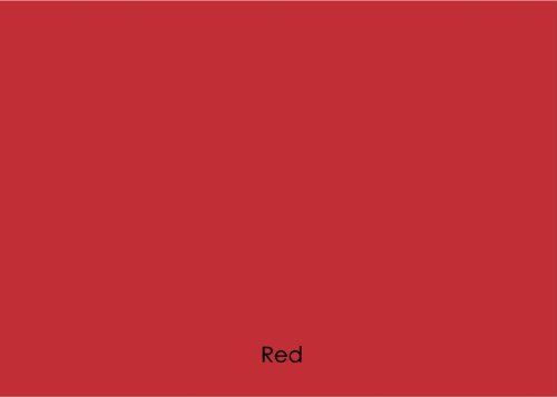 "12"" X 5 Ft (60"") Roll Of Matte Oracal 631 Red Repositionable Adhesive-Backed Vinyl For Craft Cutters, Punches And Vinyl Sign Cutters By Vinylxsticker"