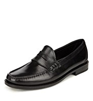 Sartorial Leather Loafers