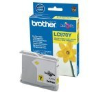 Brother LC970Y Yellow Ink Cartridge for DCP135C/150C/MFC235/260