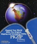 PKZIP for Windows 2.7 with Suite Demo