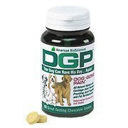 Dog Gone Pain-American Biosciences Aches and Pains Reliver, 60 Chewables Tablets