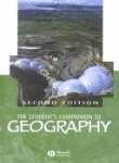 The Student's Companion To Geography