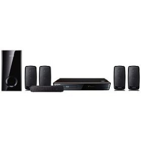 Samsung HT-BD1250 Blu-ray Home Theater System